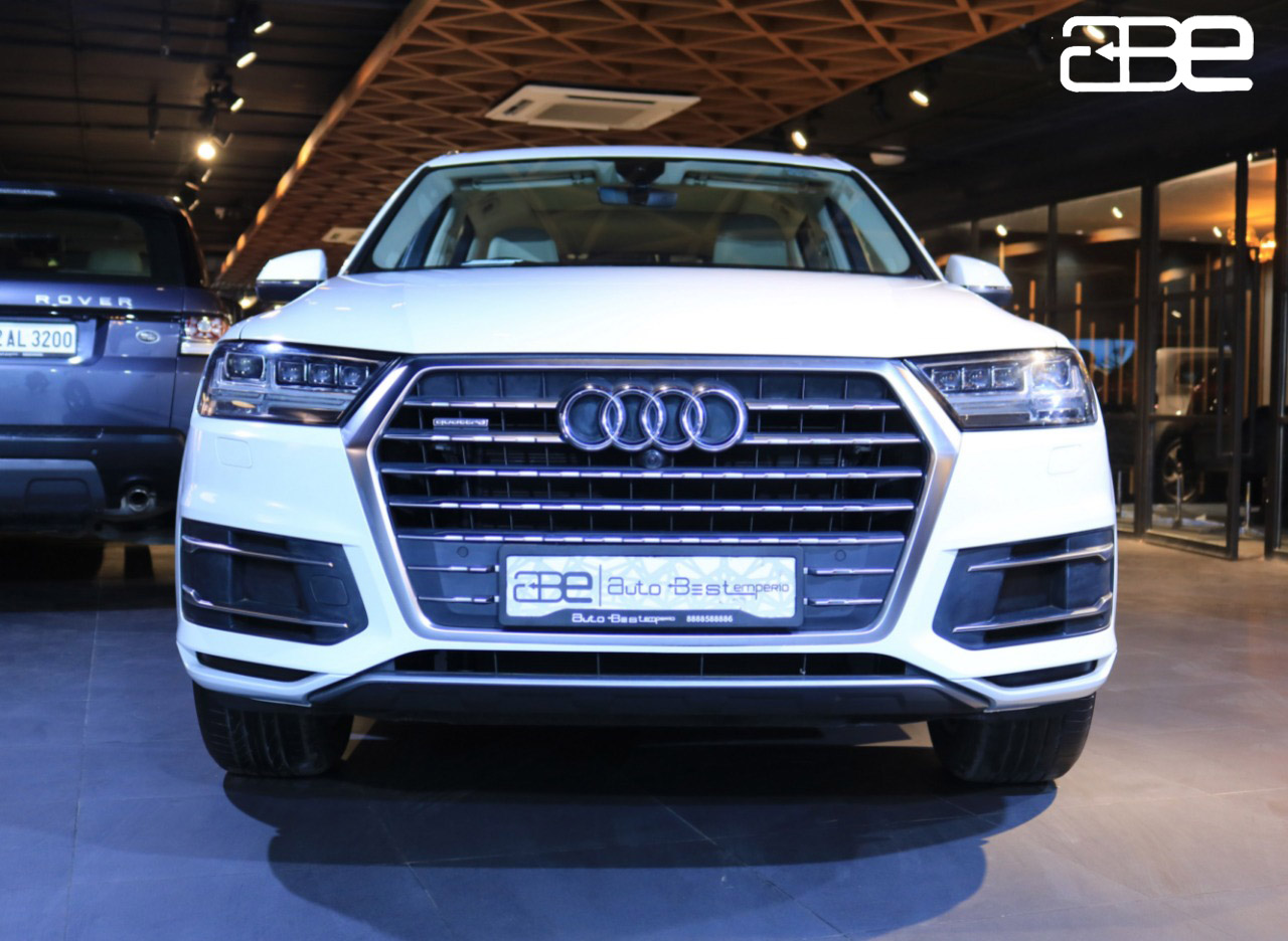 Audi Q7 40 TFSI Technology