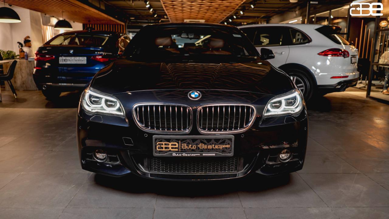 BMW 530-D M-SPORT