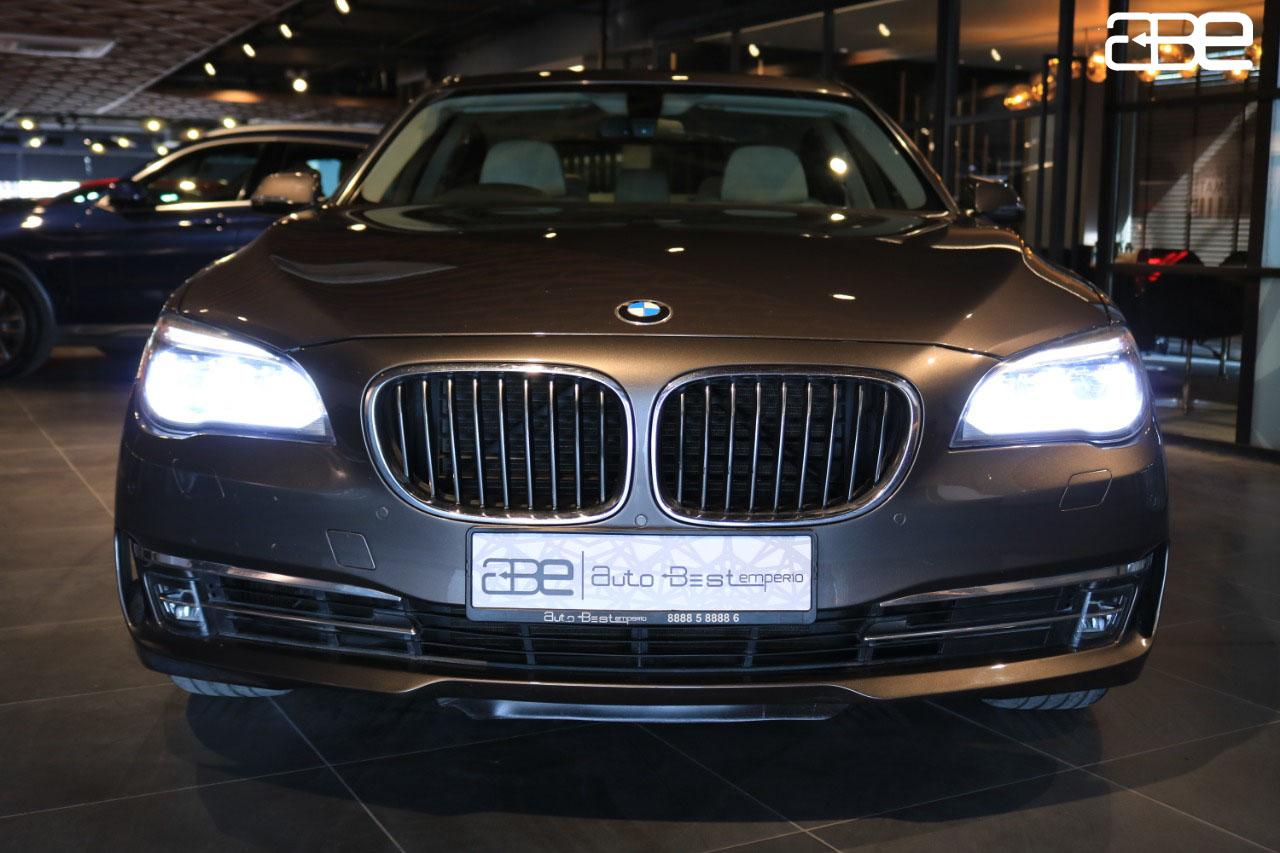 BMW 730 LD DPE