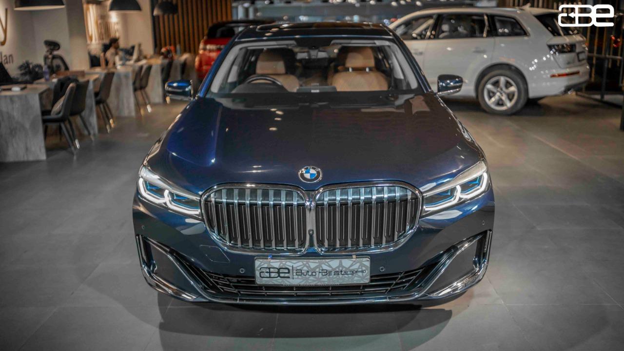 BMW 730 LD DPE Signature
