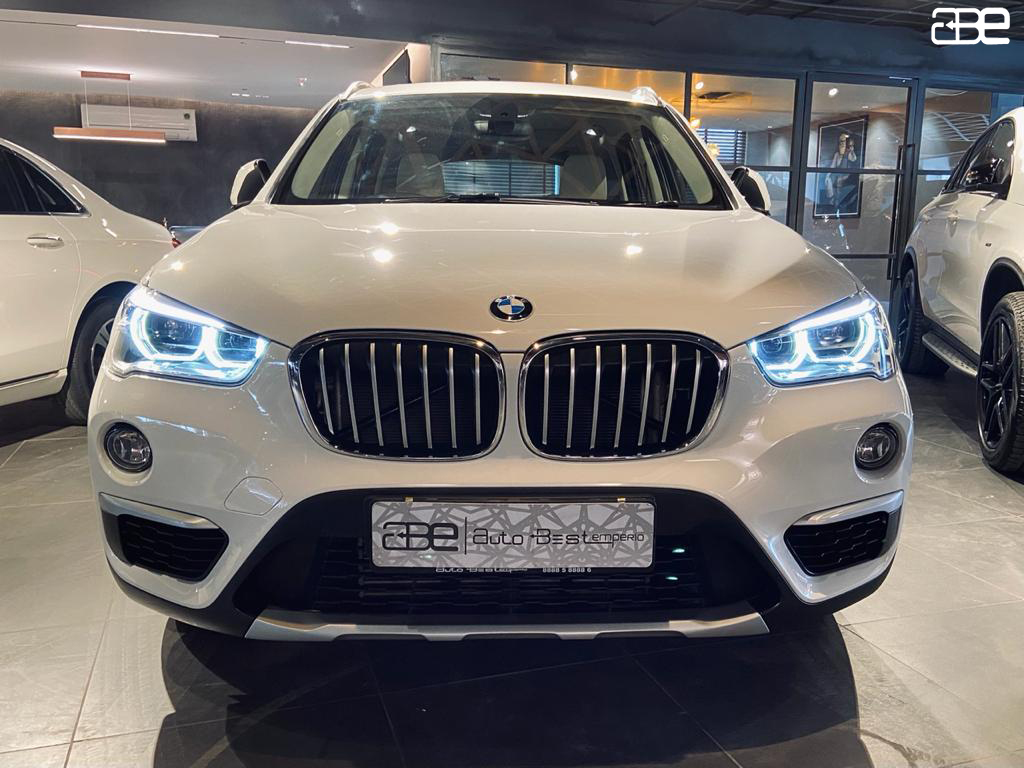 BMW X1 S-DRIVE 20D
