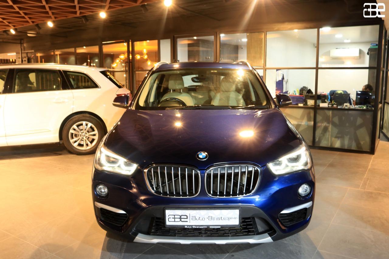 BMW X1 X-LINE S-DRIVE