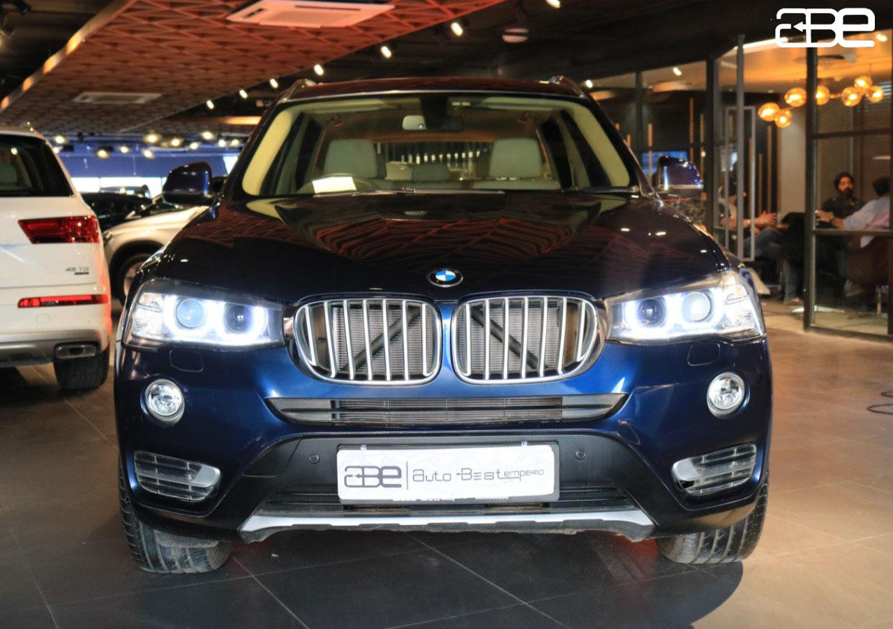 BMW X3 20D X-LINE