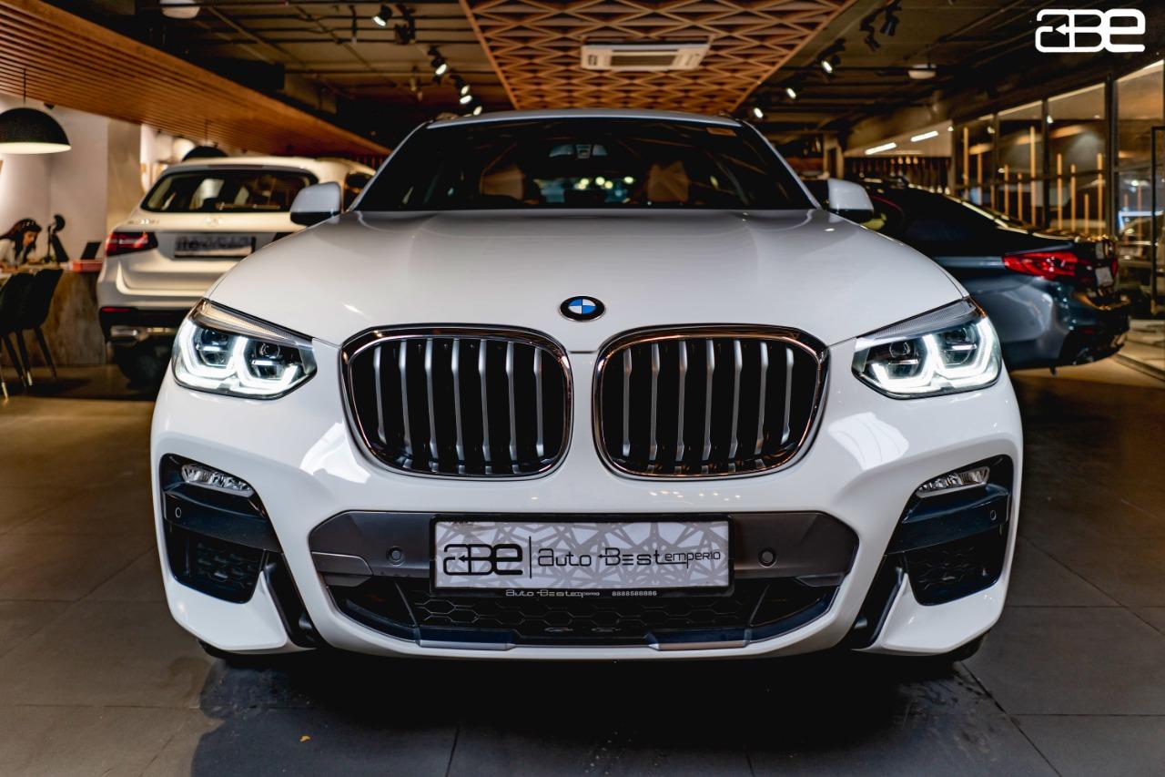 BMW X4 X-DRIVE 20D