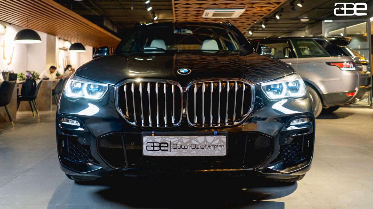 BMW X5 40 I M-SPORT