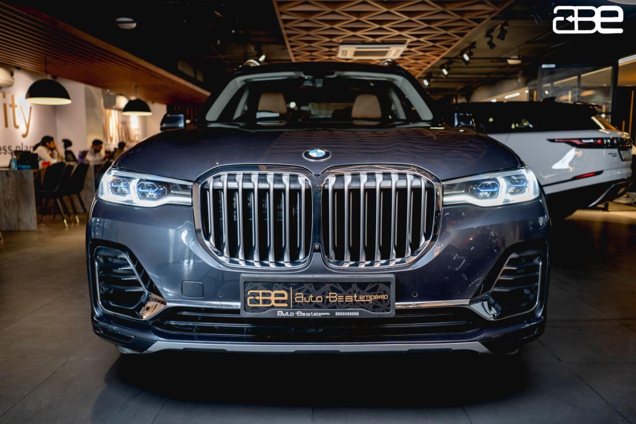 BMW X7 X-DRIVE 30D DPE SIGNATURE