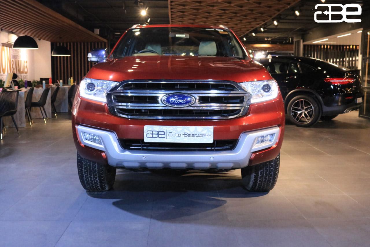 Ford ENDEAVOUR 3.2 TITANIUM