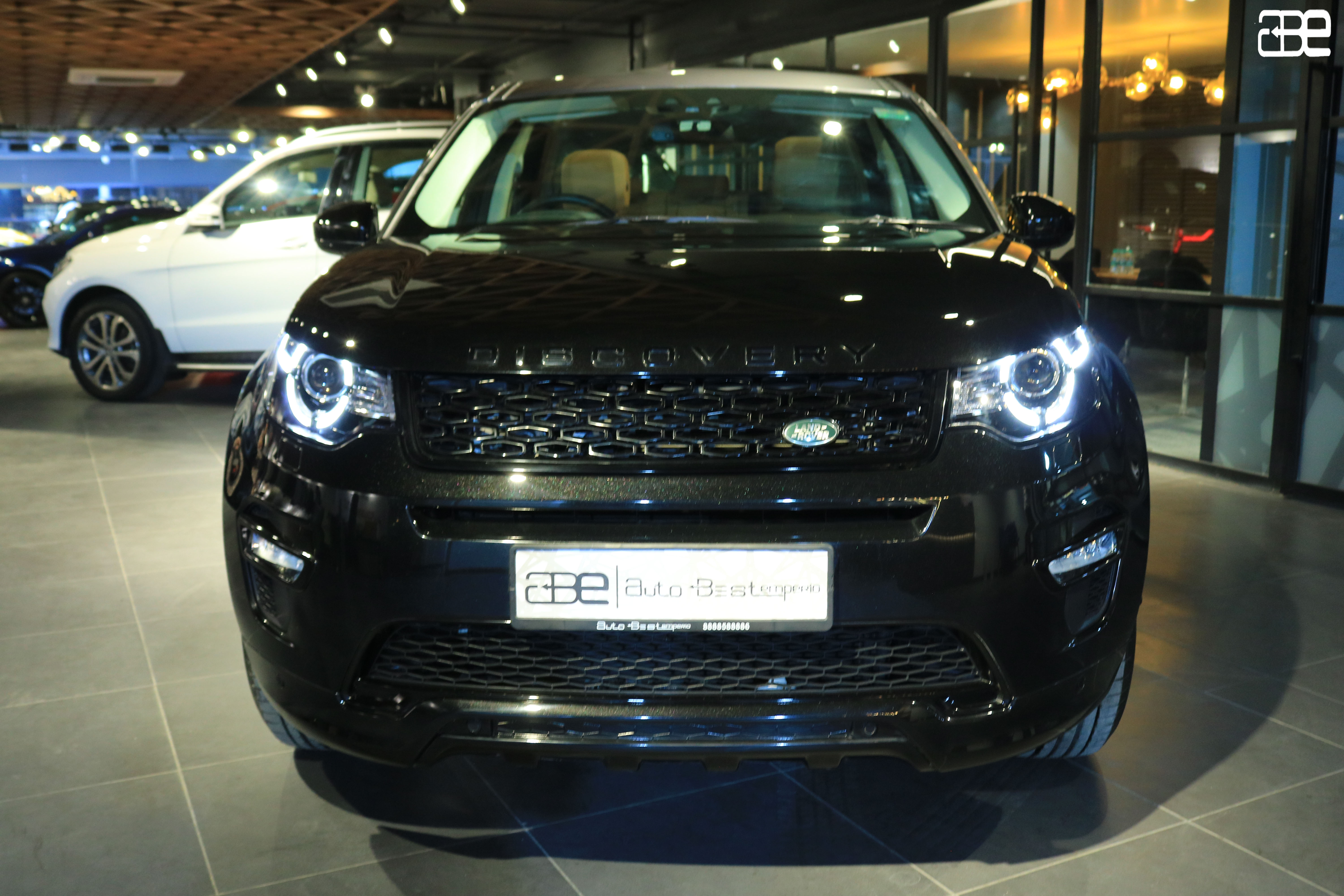 Land Rover Discovery Sport HSE 2.0L