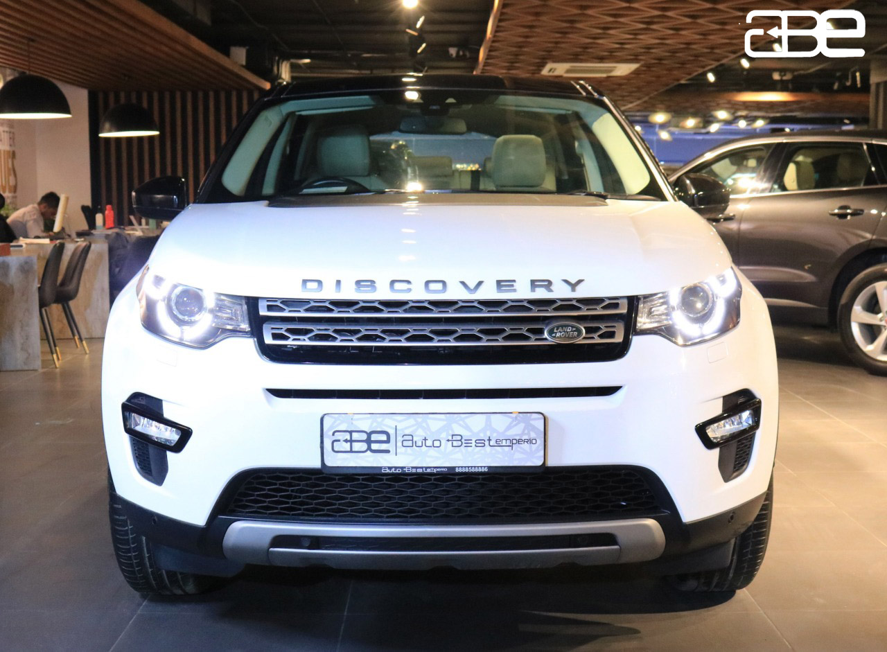 Land Rover Discovery Sport HSE 2.0L DIESEL