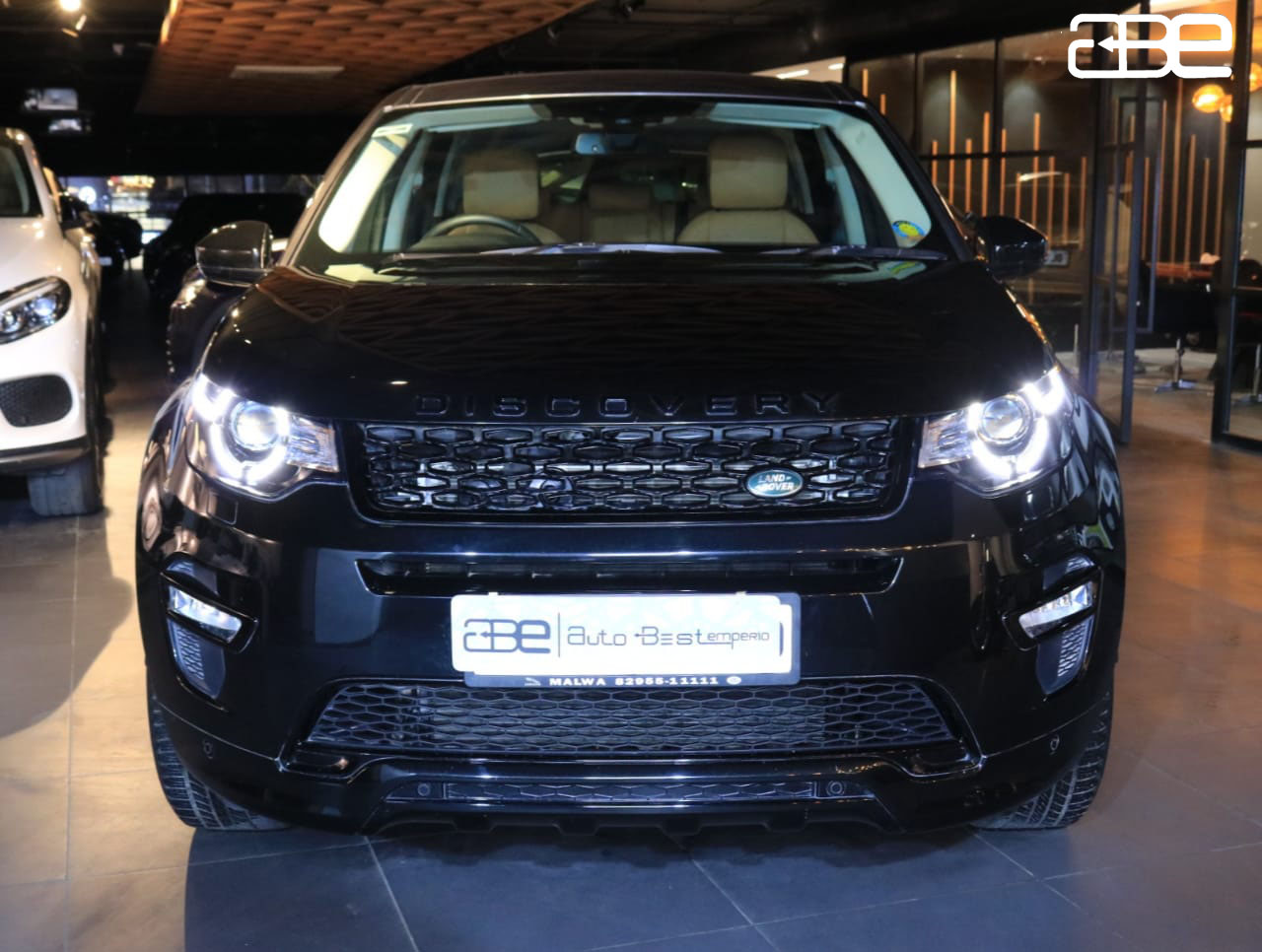Land Rover Discovery Sport HSE Luxury Line 7STR