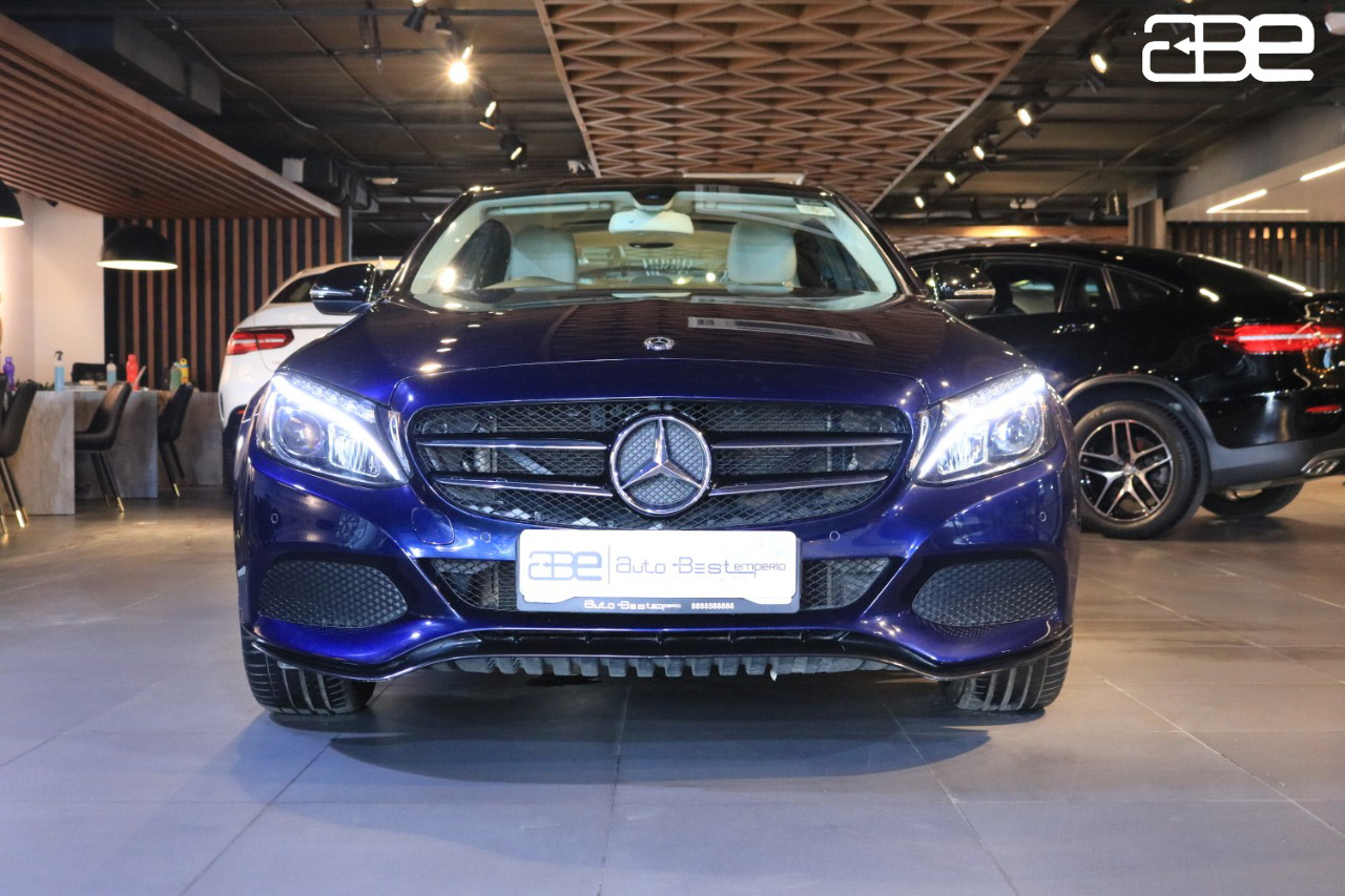 Mercedes-Benz C 220D EDITION C