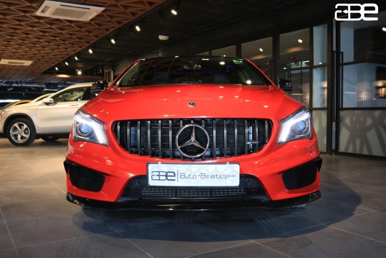 Mercedes-Benz CLA 200 Sports