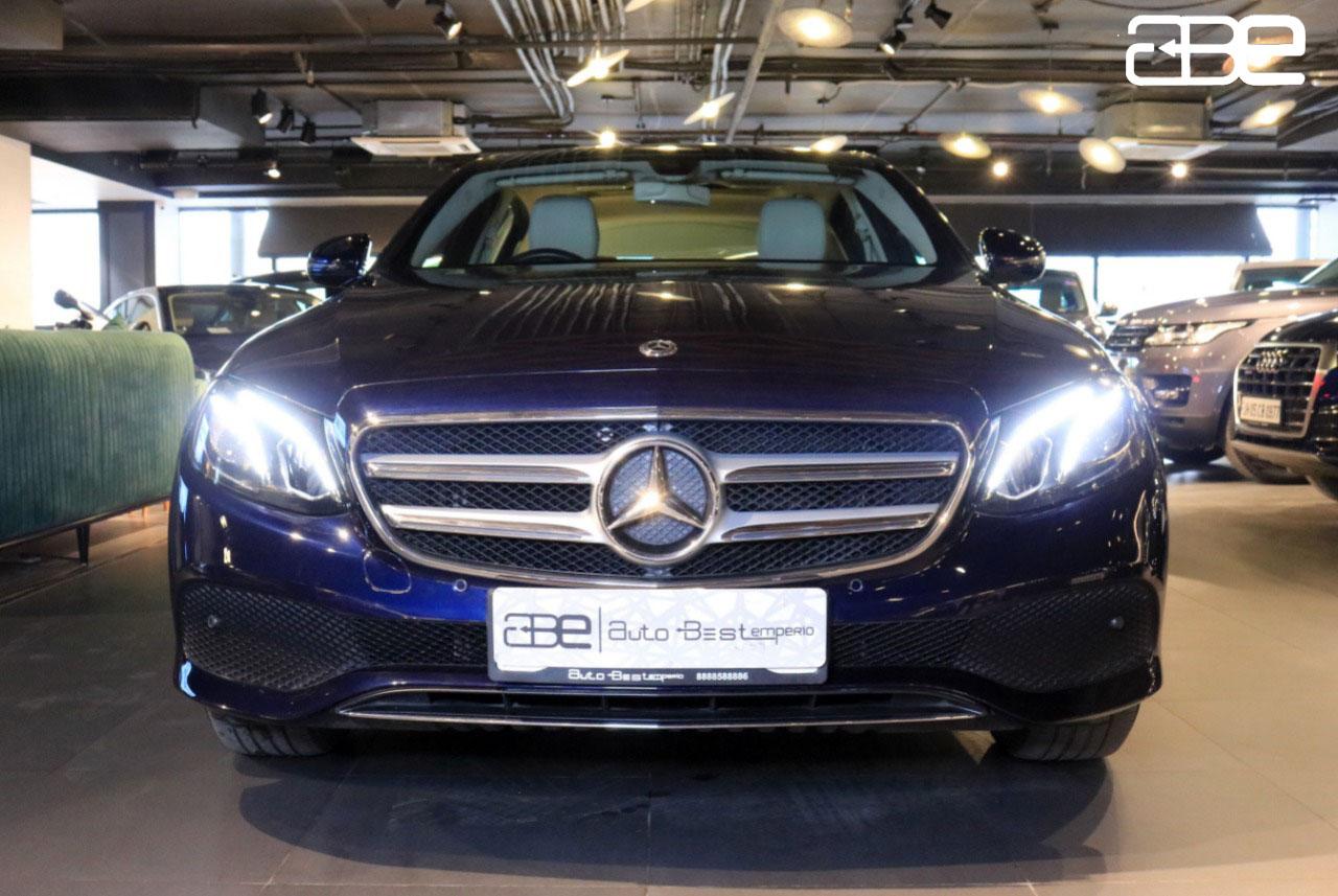 Mercedes-Benz E-200 EXCLUSIVE