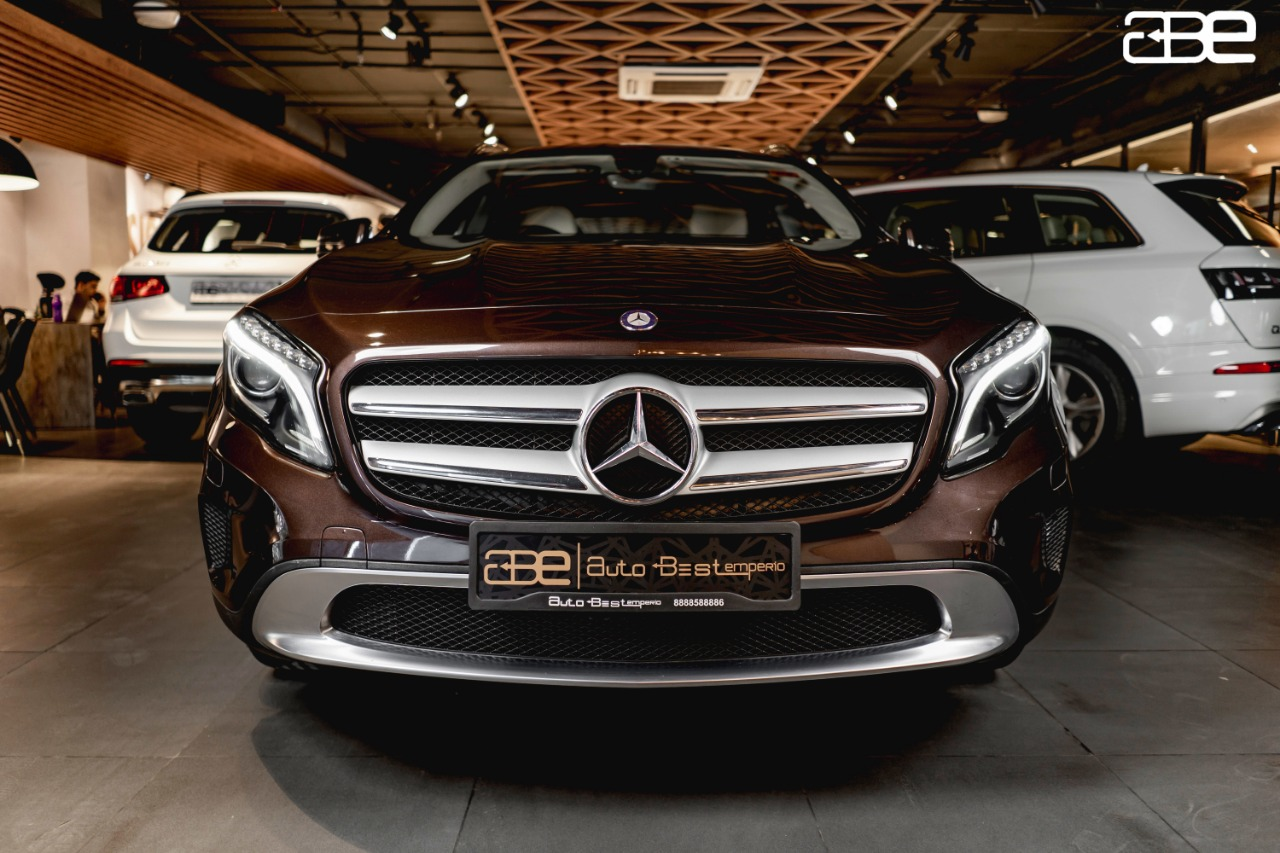 Mercedes-Benz GLA 200 CDI SPORTS