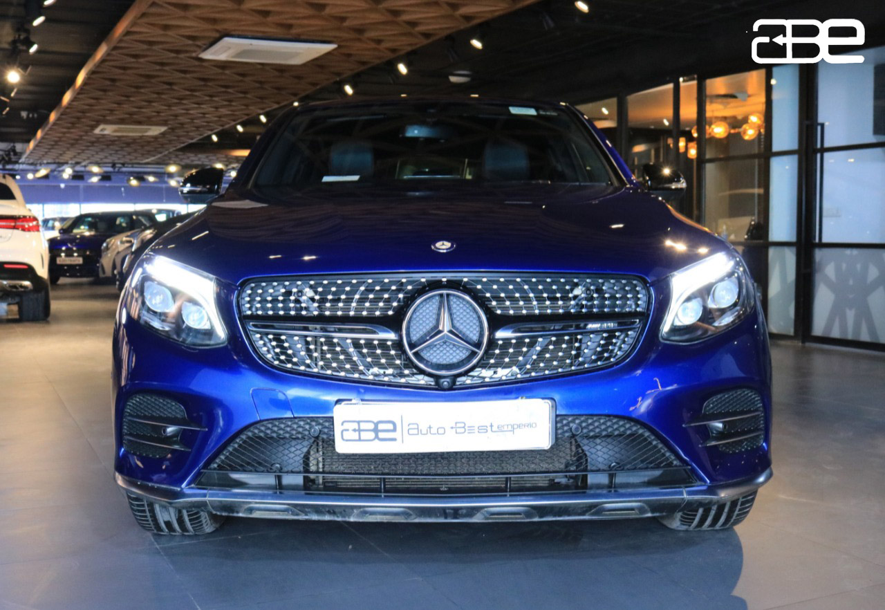 Mercedes-Benz GLC-Coupe 43 AMG