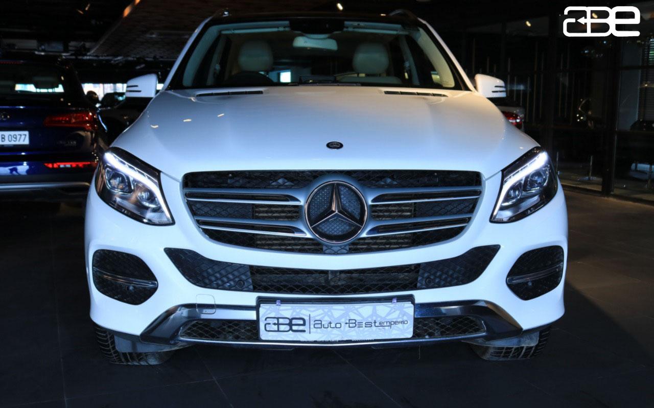 Mercedes-Benz GLE-250 D