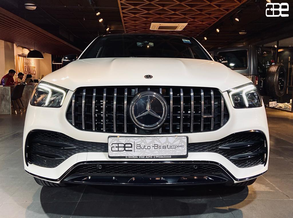 Mercedes-Benz GLE 53 AMG COUPE 4-MATIC