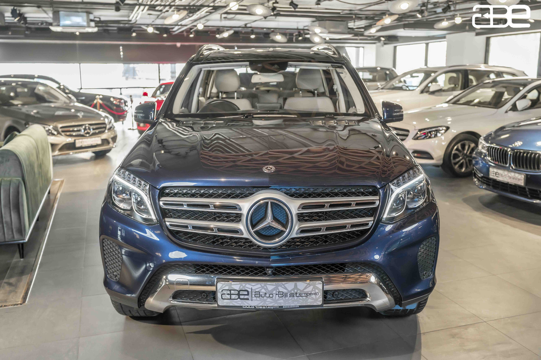 Mercedes-Benz GLS 350D (4-MATIC) GRAND EDITION