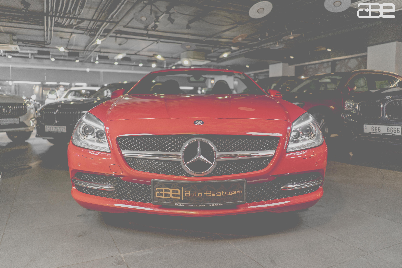 Mercedes-Benz SLK-350 AMG LINE