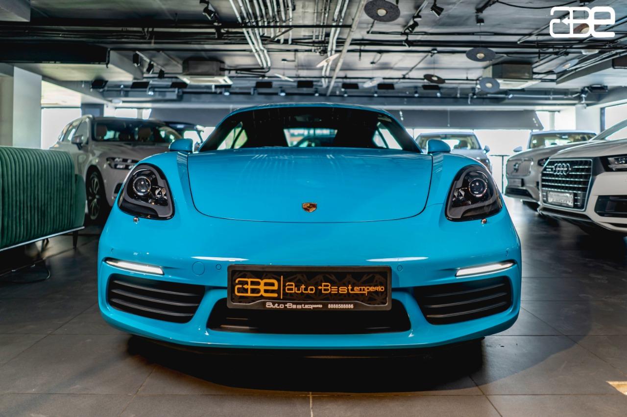 Porsche CAYMAN 718