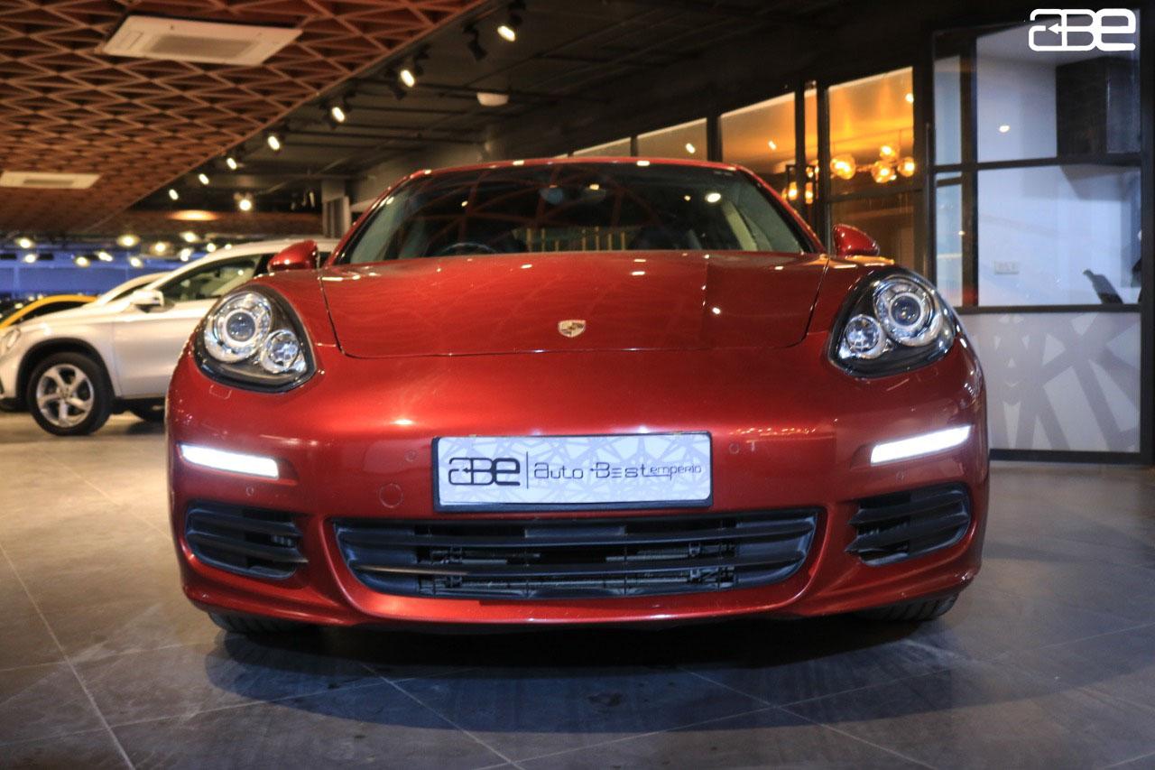 Porsche Panamera Diesel 3.0L