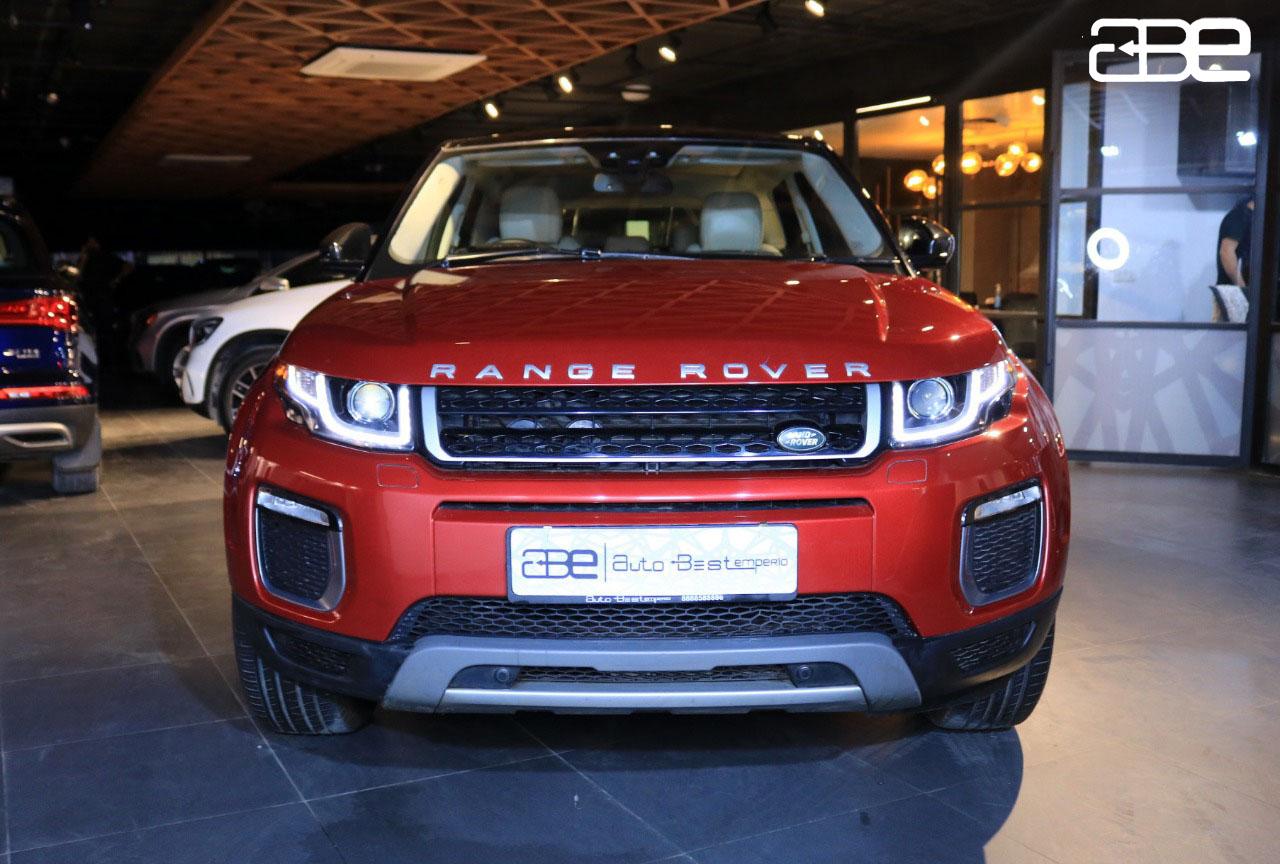 Range Rover EVOQUE 2.0L DIESEL HSE